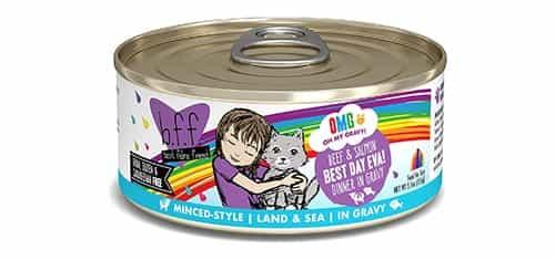 Weruva BFF Omg - Comida para gatos Best Feline Friend