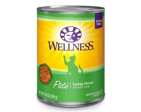 wellness complete comida enlatada para gatos
