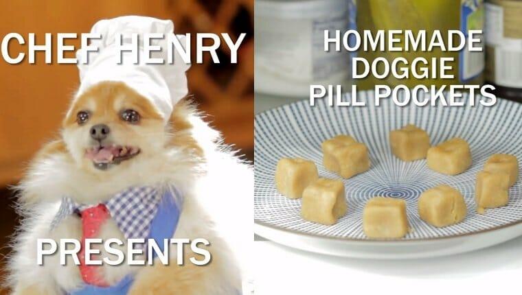 chef Henry con bolsillos para pastillas
